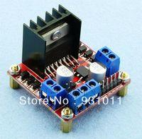 Cheap L298N Module Dual H Bridge Stepper Motor Driver Board Modules for Smart Car Free Shipping Dropshipping