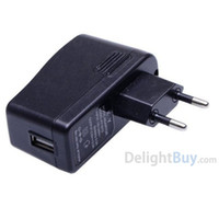 Wholesale 5V A USB Ports EU Plug Home Travel Wall AC Power Charger Adapter For Samsung Galaxy S4 S3 iphone S ipad tablet pc