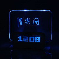 Wholesale Message Board with LCD Clock Alarm Calendar New