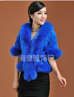 Wholesale new fashion Cultivate one s morality type fair maiden style Women imported mink Fur coats color optional