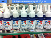 Wholesale Adhesive remover liquid cleaner of uv glue oca on lcd or glass also could used for nail polish remover
