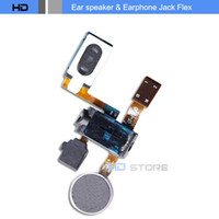 Wholesale Brand New Ear speaker amp Earphone Jack Flex Repair for SAMSUNG Galaxy S II i9100
