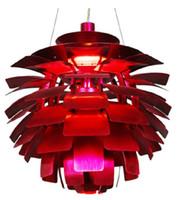 AC110V 220- 230V Louis Poulsen PH Artichoke Pendant lamps Pin...