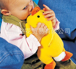 Wholesale Cute Winter Warm Infant Supplies Cartoon Animals Shaped Bottle Handle Scale Thermos Sets Baby Milk Bottle Bag Toddle Bottles Holder D1274