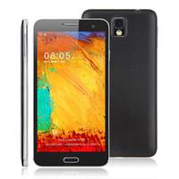 Cheap 2PCS Tengda N9000 Smartphone Android 4.2 MTK6589T Quad Core 5.7 Inch FHD IPS Screen 2GB 32GB OTG Gesture Sensing 13.0MP -Black FL40