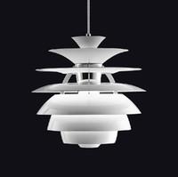 Denmark classic lamps AC110V 220- 230V Louis Poulsen PH Snowb...