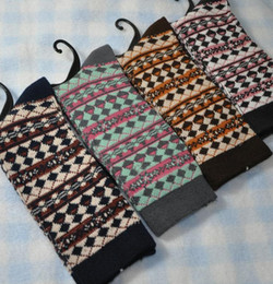 Wholesale Wool socks rabbit wool socks far infrared Winter Soft warm socks Christmas gifts birthday