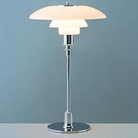 Wholesale Denmark AC110V V Louis Poulsen PH Glass Table lamps indoor lighting