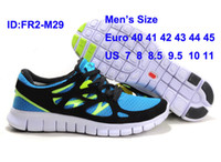 Mesh 2012 Mens Sporting Free Run 2 Shoes Free Shipping Runni...
