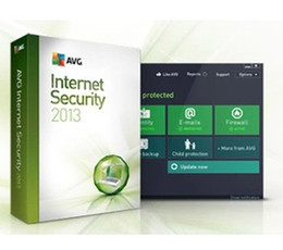 Wholesale Hot Selling AVG Internet Security Antivirus Software Years PC CODE lower price