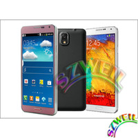 Wholesale Star NOTE N9000 SC6820 Android Cell phone With Inch capacitive screen GSM Unlock Smart phone GA0851