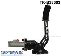 Wholesale Tansky NEW Universal Hydraulic Drift E Brake Racing Handbrake Vertical Horizontal Default Color is Black TK B33003