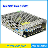 Wholesale AC V V to DC V A W Switching Power Adapter For Home LED Strip Light V Power Adapter