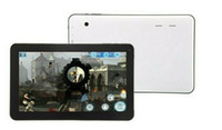 Wholesale Inch Allwinner A33 Quad Core Tablet PC Android Dual Camera G DDR3 GB HDMI WIFI Drop Shipping