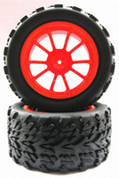Wholesale 8029 High quality off road monster truck rc car wheel tyre for WD HSP Himoto Redcat Baja
