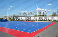 Wholesale Plastic Basketball Court Indoor Sports Flooring Environmentally Friendly Flooring