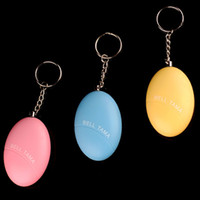Wholesale ABS plastic personal security portable alarm