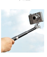 Wholesale Creatvie Digitial Fotopro Camera Monopod used for Camera Phone hold holder retail Freeshipping