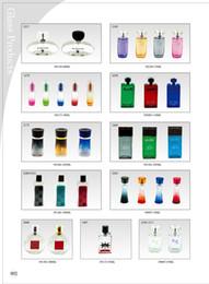 Wholesale Wholesales Perfume Glass empty Bottle