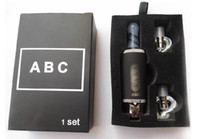 Electronic Cigarette abc series - ABC atomizer clearomizer metal atomizer vivi nova update version separable atomizer for EGO series battery