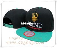 Sun Hats Men Silk Wholesale - 2013 Diamond Snapback cap Men Basketball football Hip Pop Baseball cap Adjustable,Free Shipping Snapback Hats