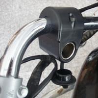 al por mayor fusible reajustable 12v-El envío libre 0.5m 10A con la motocicleta eléctrica del fusible restablecable impermeabiliza el enchufe de energía del zócalo del alumbrador del cigarrillo de 12V