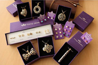 fashion jewelry dropship - New Fashion Fancy Jewelry women earrings opal stone pearl flower stud earring set wedding charm jewelry sets Christmas gift dropship