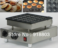 Wholesale 220v Electric Dutch Pancake Poffertjes Machine