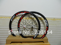 Wholesale Fast Forward Ffwd f4r mm Clincher Carbon Wheelset c Road Bike Full Carbon Fiber Bicycle Wheels Free Shi