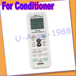 Wholesale 3pcs Universal LCD A C Muli Remote Control Controller for Air Condition Conditioner