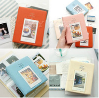 Wholesale 64 Pockets Album Case Storage For Photo FujiFilm Instax Mini Film Size