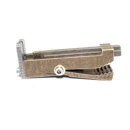 1pc Pro Copper TATTOO Gun Machine Part Tool SPRING ADJUSTER JIG Tattoo Machine Gun ink kit supplies