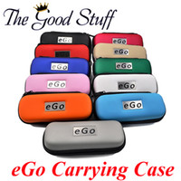 Electronic Cigarette eGo Case JYHQ015-00xpc --- JYHQ016-03DPC HOT eGo Case Travel Case eGo Leather Zipper Case L M S Size Portable eGo Case for Electronic Cigarette e Cigarette Kits Free Shipping TOWOTO