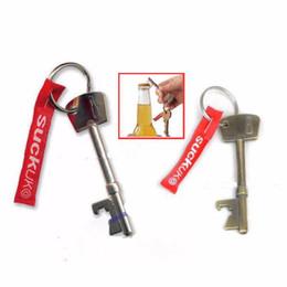 Wholesale Best price Mini Key Shape Key Ring Bottle Beer Opener Wedding Gift Portable Keychain