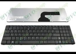 New Laptop keyboard FOR ASUS N50 N53S N53SV N55SF K50 K52F K53S K53SV K72F X53B X53S X72D Black US layout - V090562AS1