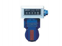Wholesale SM series positive dispalcement industrial flow meter gasoline diesel flow meter