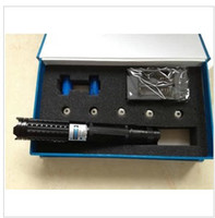 Blue No No High power 2w 20000mw blu ray laser flashlight focusing laser pointer matches smoke