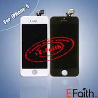 Wholesale Good quality For iphone G LCD Display With Touch Screen Digitizer Free DHL Shipping