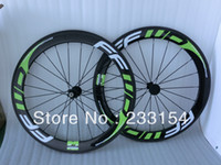 Wholesale FFWD F6R mm Clincher Road Bicycle Wheels C Carbon Fiber Road And Racing Cycling Wheelset With Light R13 Hubs and Gifts