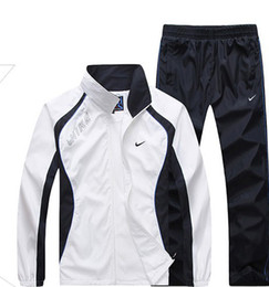 Wholesale Fashion Men and women sportswear leisure NK1309 Sportswear Leisure sports suit Casual Wear