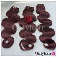 Wholesale Remy Hair Weaving j Brazilian Virgin Hair Weave Body Wave Extension