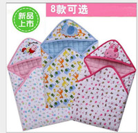 Cotton 80*80 Patterned 2014 new baby cotton Quilts winter the newborn baby blanket thickened coated while,13DEC90