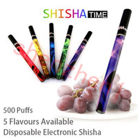 Electronic Cigarette Set Series  New style-disposable Shisha Pens Shisha Pipes Sticks I Hookah Vapor Shisha Time
