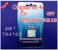 Wholesale Original New GPP turbo Sim Unlock iPhone S iphone4s ios6 ios CDMA Verizon Sprint iOS iOS iOS6 With Code
