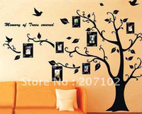 Wholesale ONLY TREE Hot selling Print type D sticker DIY Decoration Fashion Wall Sticker