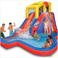 Wholesale 2013 hot Inflatable water parks games