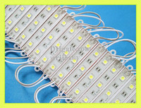 Wholesale LED module light lamp SMD waterproof LED modules for sign letters LED back light SMD5050 led W lm DC12V IP65
