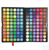 Wholesale 120 Color Eyeshadow Cosmetics Mineral Make Up Makeup Eye Shadow Palette Kit Palette Choose FreeShipping Via DHL