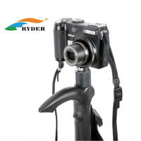 Trekking Poles Rubber RYDER Ryder   Ryder Section 4 outdoor camera monopod cane walking stick cane trekking pole with compass