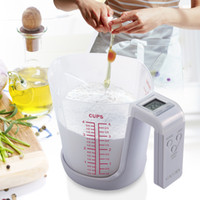 Wholesale 3kg CAMRY Digital Kitchen Weight Scale Detachable Measuring Cup Balance with ml Bowl Volume sale Piece